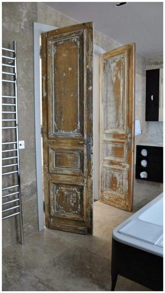 13 Best Old French Doors My Fav Images On Pinterest French Doors Old Doors And Home Ideas