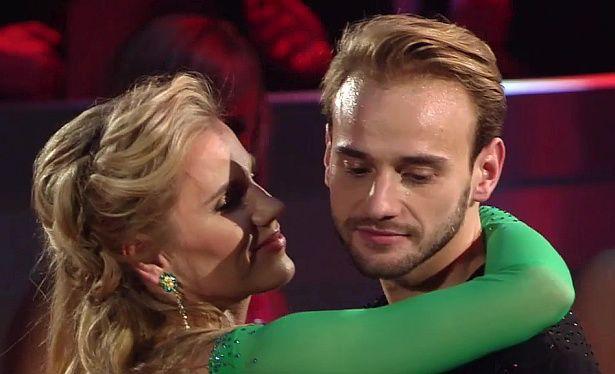 Smutní Michal a Leona po vyřazení. :(