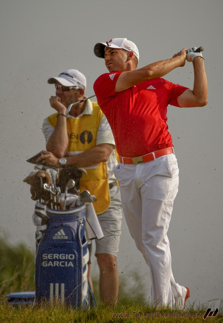 Sergio Garcia - The Open 2014 by Terry Donnelly on 500px