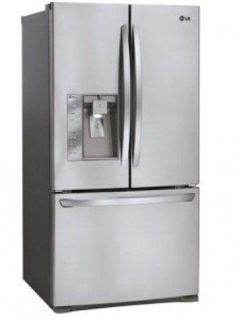 refrigerator brands. lg lfx31925st super capacity 3 french door refrigerator, stainless steel refrigerator brands