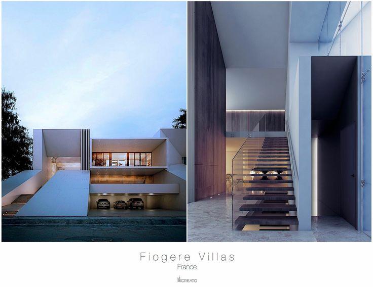 #villa #facade #luxe by Creato