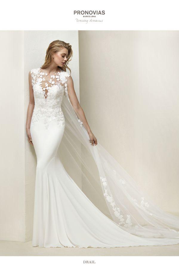 51 best Pronovias Wedding Dresses images on Pinterest | Brautkleider ...