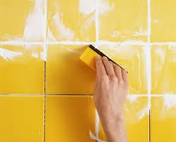 Elegant How To Video Repair Tile Grout https lowes