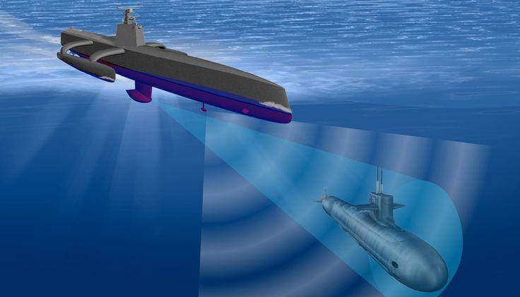 Drona Submarin - Terminator e pe aproape..