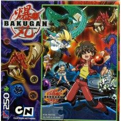 Bakugan Battle Brawlers 250-Piece Puzzle; $3.99 - SUPER STEALS: For the Kids! Toys up to 96% OFF! (I'm not kidding!) PLUS 10% Code! Toy Story, Daniel Tiger, Care Bears, Yo Gabba Gabba, Caillou & More! – TheRevuist