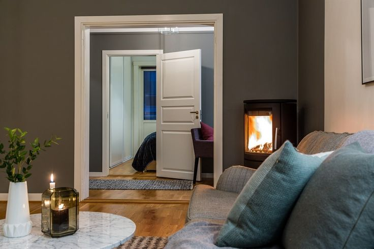 FINN – Bjølsen/Sagene - Lekker og moderne 3-roms toppleilighet med balkong | Nytt bad 2015 | Peisovn | Attraktiv og sentral beliggenhet