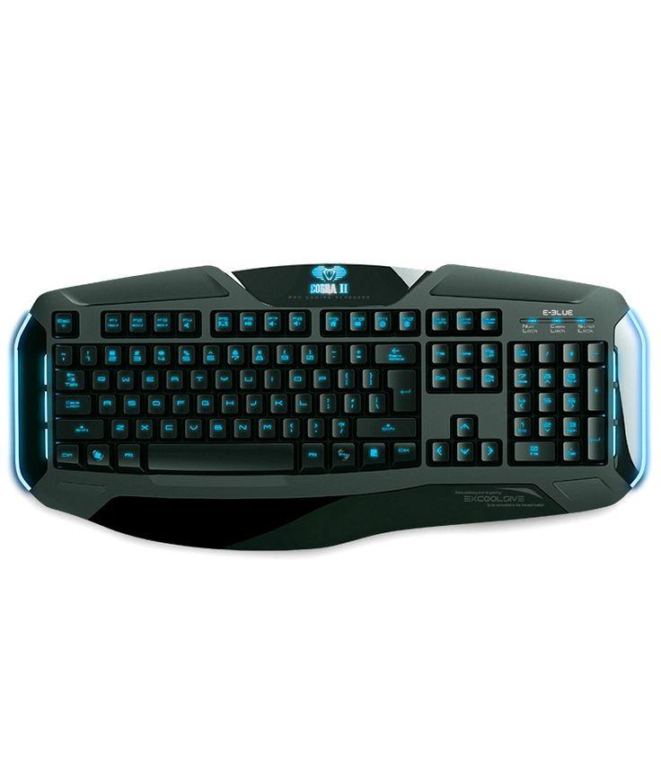 E-blue Cobra Ii Blue Led Waterproof Wired Professional Gaming Keyboard, http://www.snapdeal.com/product/eblue-cobra-ii-blue-led/146749970
