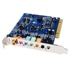 Una tarjeta de sonido o placa de sonido es una tarjeta de expansión para ordenadores que permite la salida de audio controlada por un programa informático llamado controlador.