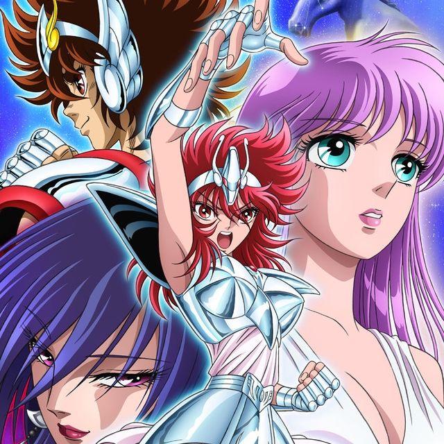 Nova Imagem de 'Saintia Shô', o novo anime de Saint Seiya - Cavaleiros do Zodiaco... ver mais em www.bdcomics.pt #bdcomics #bdcomicspt #anime #saintseiya #cdz
