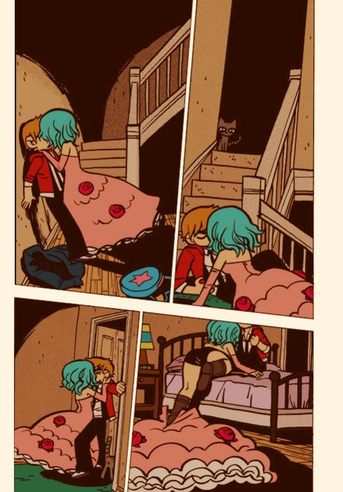 Scott pilgrim                                                                                                                                                     More