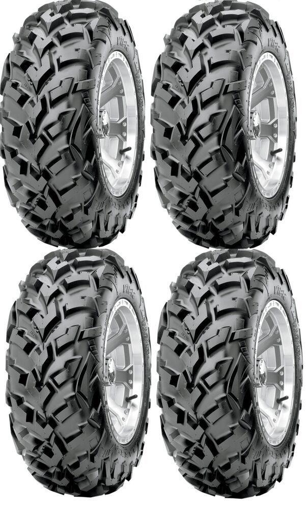 Sponsored Ebay Maxxis Vipr Utv Atv Tire Combo 4 Utv Atv Tires 25x10 12 Atv Monster Trucks Utv Parts