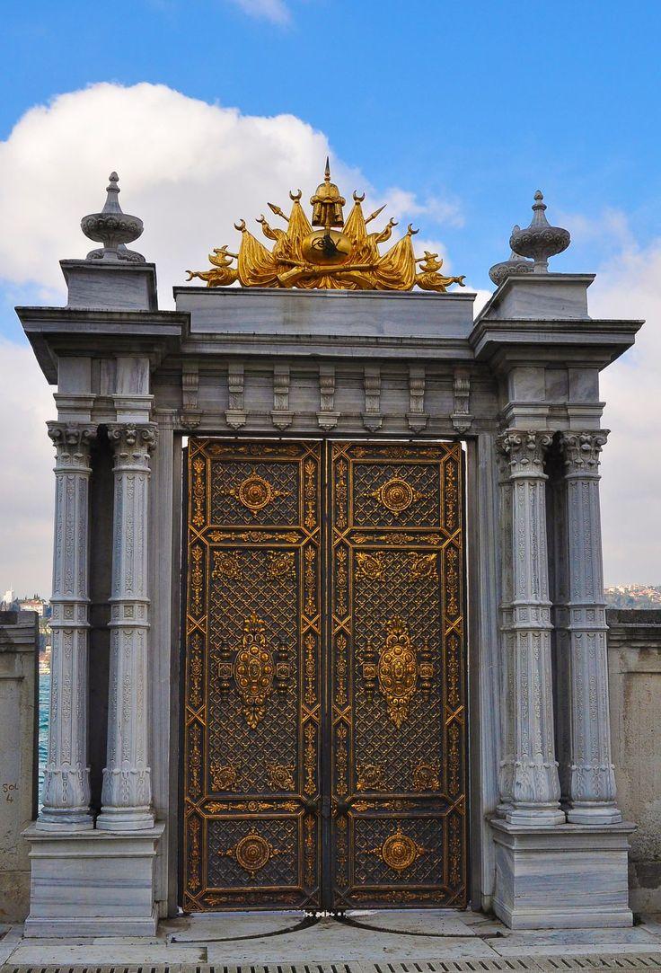 Beylerbeyi sarayı denize açılan altın kapı