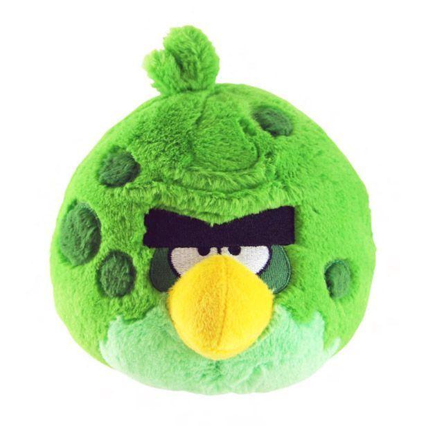 Des peluches Angry Birds Space pour les fans du jeu vidéo