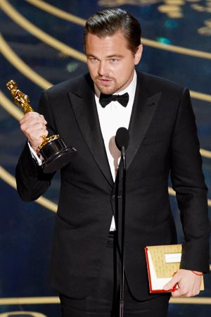 LAから実況中継! 第88回アカデミー速報(5)──レオナルド・ディカプリオが悲願のオスカー獲得! 『レヴェナント:蘇えりし者』は監督賞も受賞。