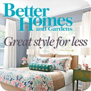 Better Homes And Gardens Magazine     Http://www.amazon.