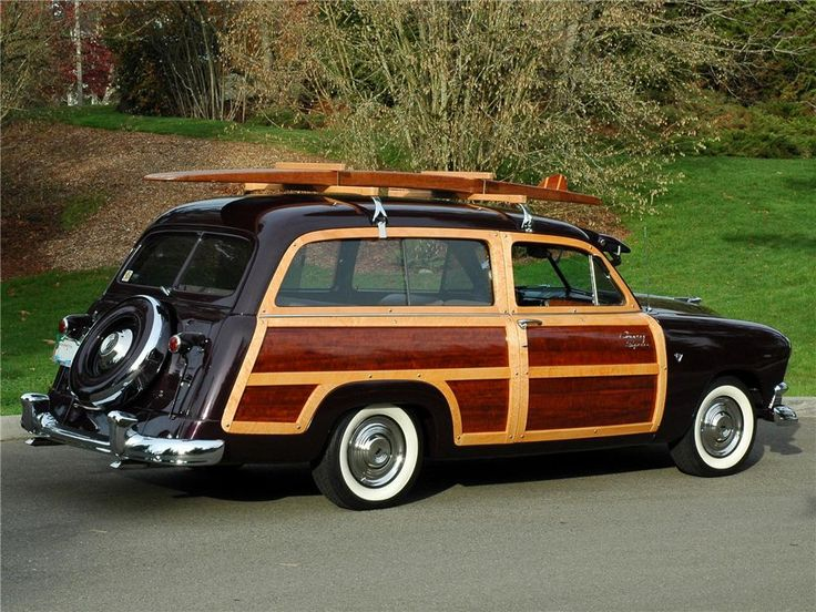 1951 FORD COUNTRY SQUIRE Lot 964.1 | Barrett-Jackson Auction Company