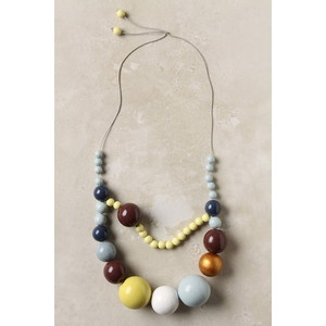 @Lena Vogt, would this be hard?: Diy Necklaces, Beads Necklaces, Tiered Necklaces, Chunky Necklaces
