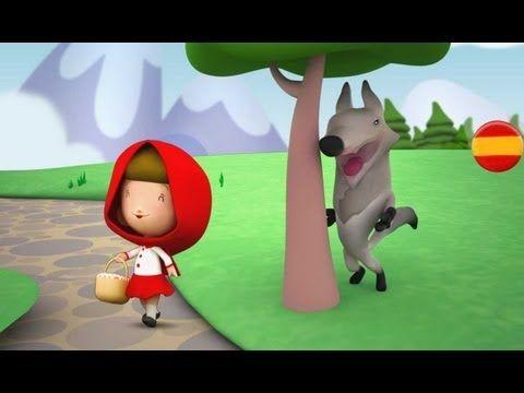 CAPERUCITA ROJA - Cuentos infantiles en español - YouTube