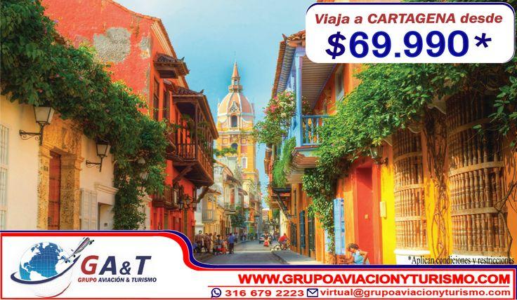 Solo por hoy aprovecha este magnifico precio para tu viaje soñado #GrupoAviacionyTurismo +316 679 2223