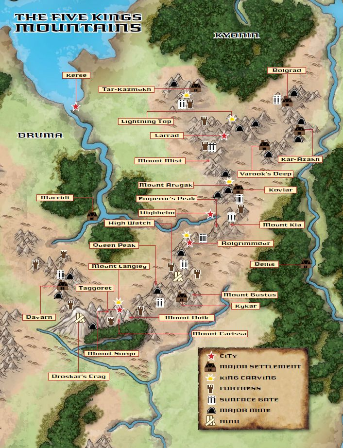 pathdwarvesmappng 706922 4654 best mapSCAPE images on