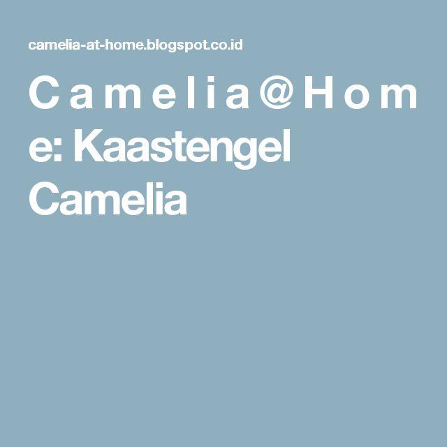 C a m e l i a    @    H o m e: Kaastengel Camelia