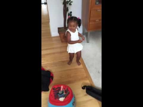 Mom and 2-year-old create adorable 'potty time' song, video goes viral - Story | KTVU