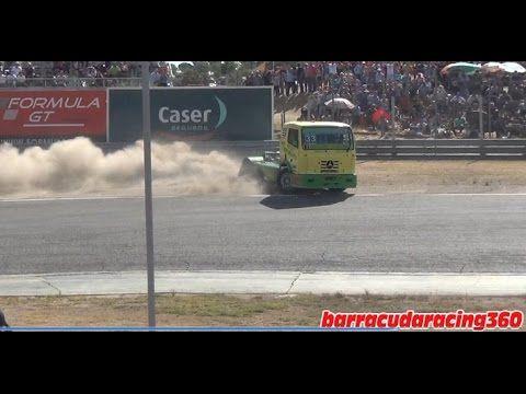 GP CAMION DE ESPAÑA 2016 TRUCK RACE SPAIN BARRACUDARACING360