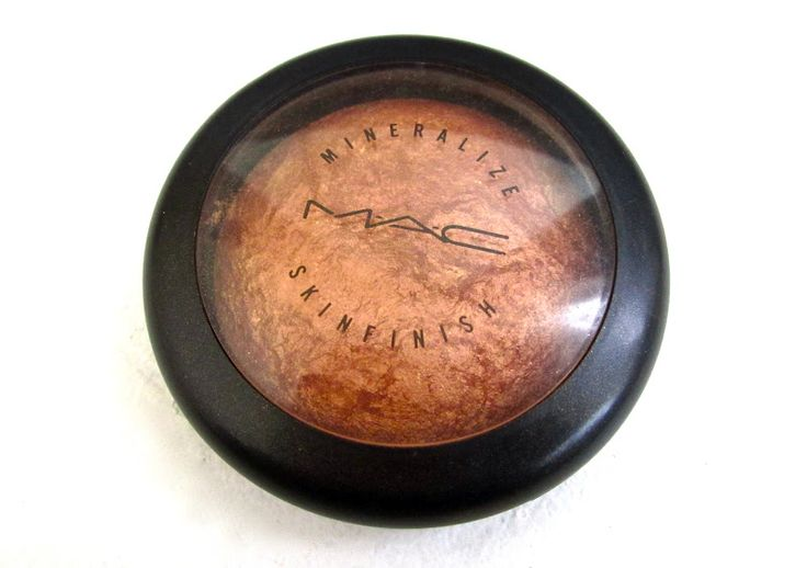 MAC Mineralize Skinfinish | Gold Deposit. Best. Bronzer. Ever