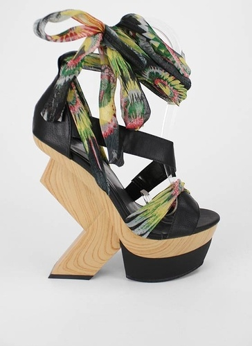 Abstract heel?