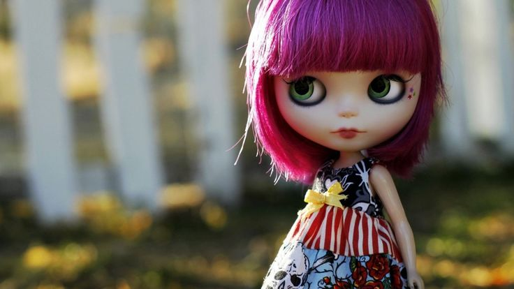 Beautiful Sweety Pretty blonde doll image Hd