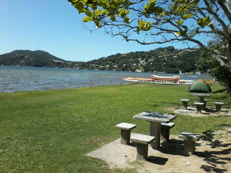 Lagoa da Conceição - SC. Foto: Cler Oliveira