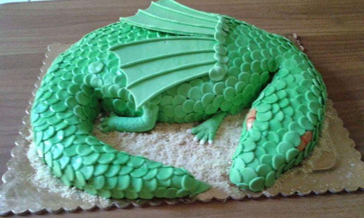 Centomilaidee: Torta drago