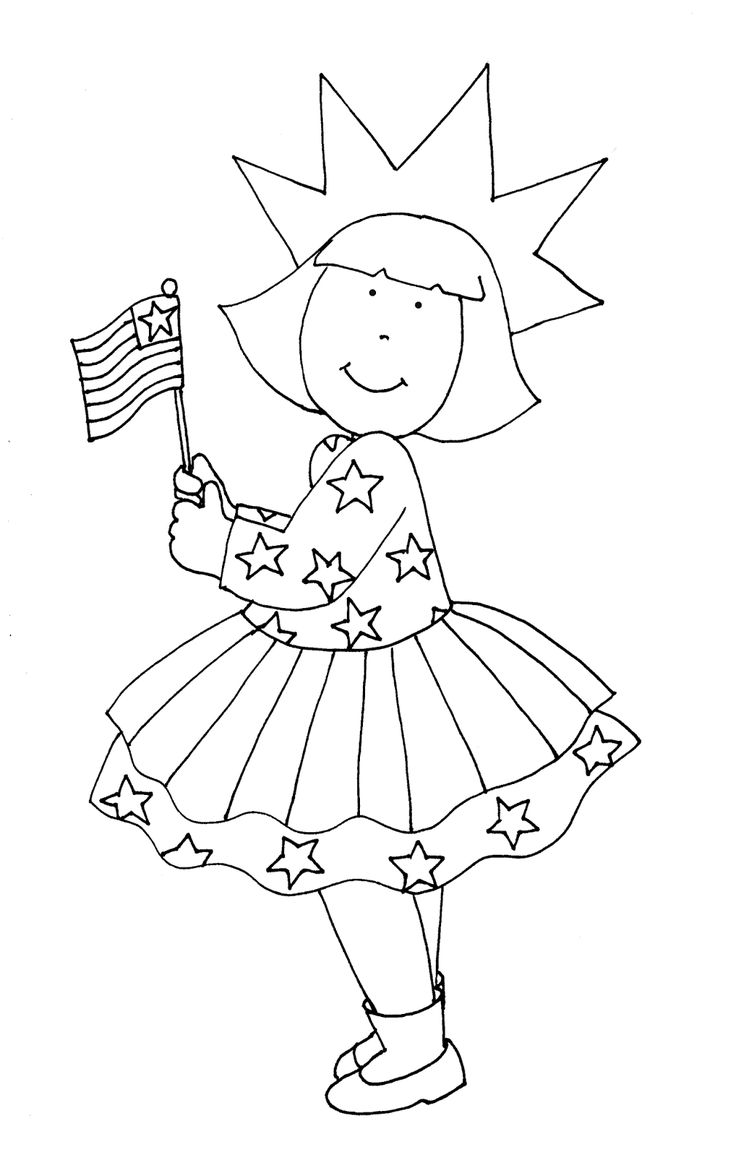 Patriotic eagle coloring pages - Find This Pin And More On Patriotic Coloring Pages