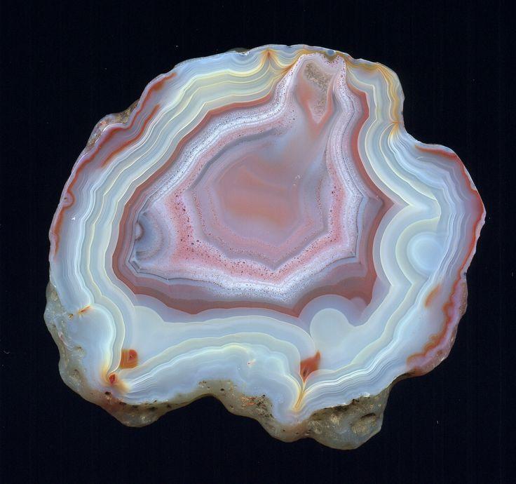 Agate from San Rafael , Mendoza Province