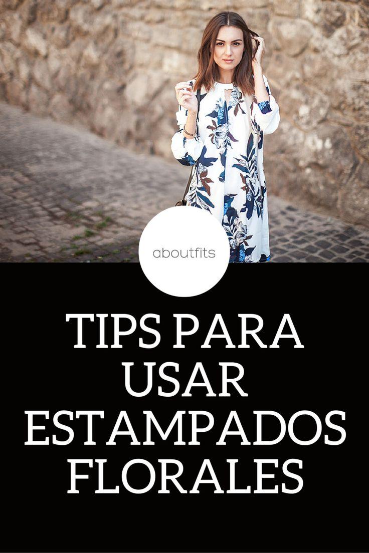TIPS PARA USAR ESTAMPADOS FLORALES  ABOUTFITS - FASHION BLOG - OUTFITS - MODA - ESTILO - IMAGEN PERSONAL