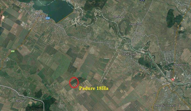 Vand padure 18 hectare, situata in localitatea Singureni, judetul Giurgiu, la o distanta de 33 km. de Bucuresti, acces pe Drumul National 5. Pret vanzare: 3.500Euro/HA Pentru mai multe detalii, poz...