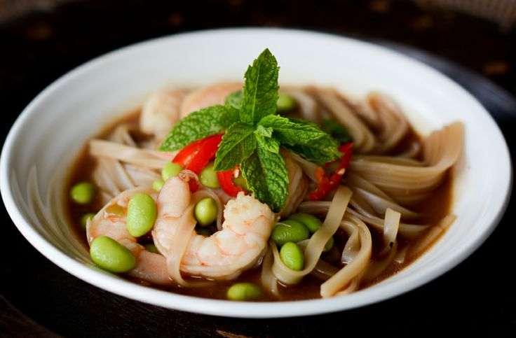 miso soup with shrimp | Things to Eat - Meat | Pinterest