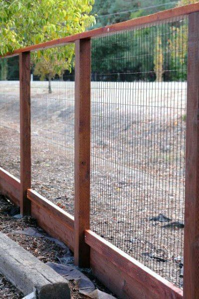 top 60 best dog fence ideas canine barrier designs on modern fence ideas highlighting your house with most shared privacy fence designs id=50981