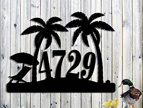 25+ Best Ideas About Large House Numbers On Pinterest