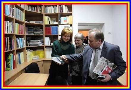 """Biblioteca """"Glasul Bucovinei"""" - un vis împlinit al românilor din Cernăuţi"""