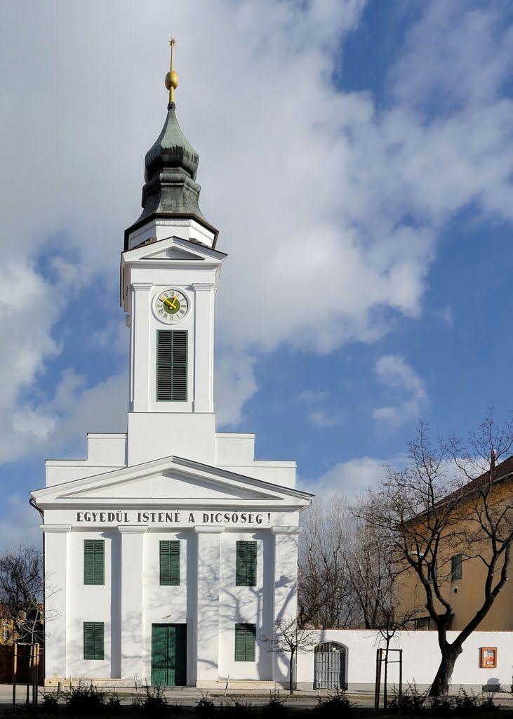 Belvárosi református templom