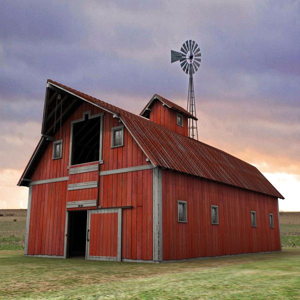 1000+ Ideas About Red Barns On Pinterest