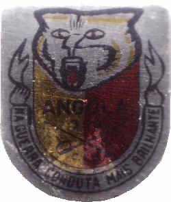 Companhia de Comando e Serviços do Batalhão de Cavalaria 350 Angola