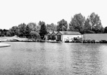 Photo of The Boating Lake c1955, Kettering