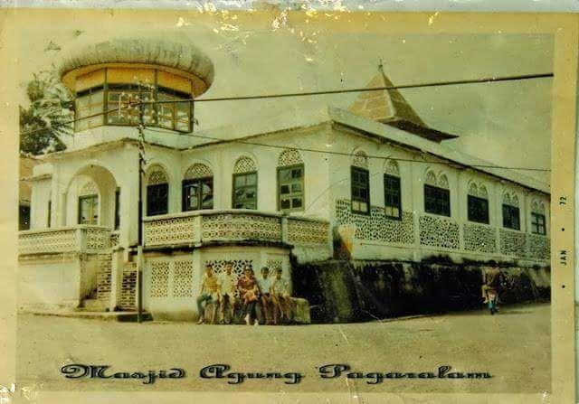 Masjid Agung Pagar Alam