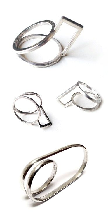 Laura Essayie (The Carrotbox Jewelry Blog - rings, rings, rings!)