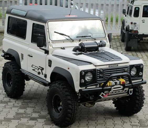 4030 Best Land Rovers/Jeeps/off Road Images On Pinterest