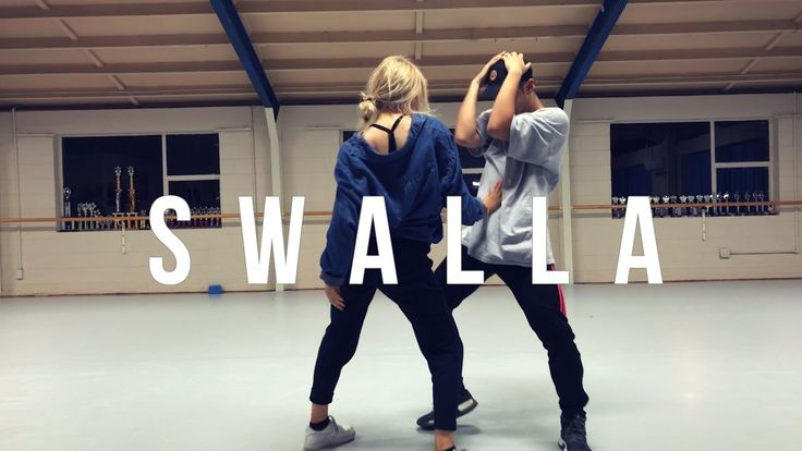 Swalla - Jason Derulo ft Nicki Minaj Dance