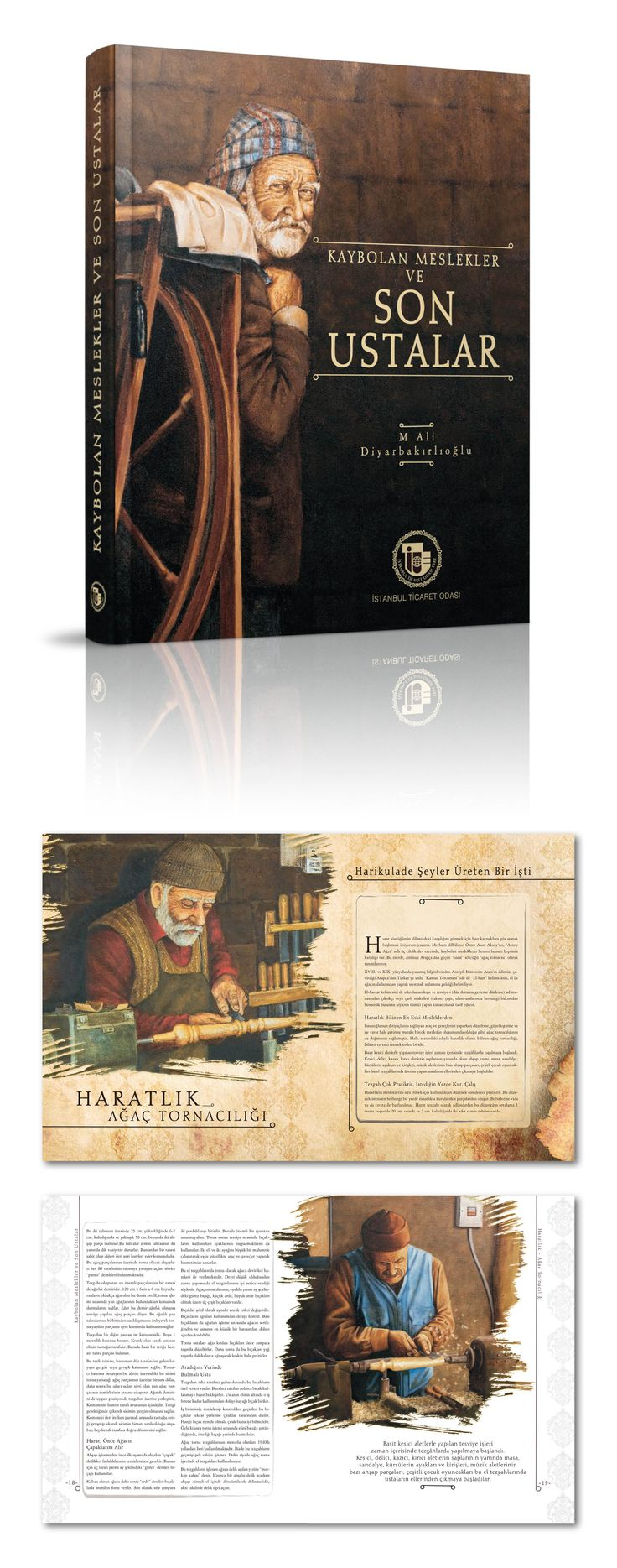 Kitap Tasarımı - Book Design