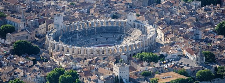 Arles home to Vangough! And Frances BEST food market! Beautiful city 😍 Office du tourisme d'Arles